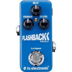 Pedal Tc Eletronic Delay Flashback Mini - Nota Fiscal