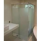 Adesivo Jateado Para Box Banheiro Janelas Vidros 5m X 1m
