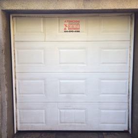 Portón Seccional Levadizo Garaga Con Motor Italiano Oportun