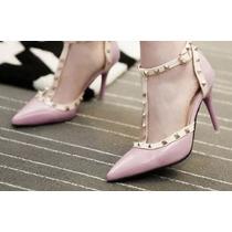 Sapato Escarpins Salto 9,5 Cm Casual Formatura Madrinha