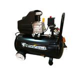 Compressor Ar Dupla Saída 3hp Reservatório 50l 220v 120 Psi