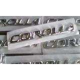 Emblema Letras Corolla 2004 2005 2006 2007 2008 2009 Toyota