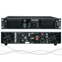 Topp Pro Trx 4000 Amplificador De Potencia 2100w