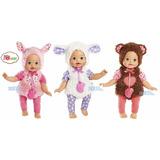 Little Mommy Disfraz Bebote Muñeca Mattel Tierna Como Yo