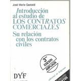 Introduccion Al Estudio Contratos Comerciales Gastaldi Dyf