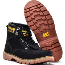 Bota Coturno Caterpillar Numeros Do 35 Ao 46 Pronta Entrega