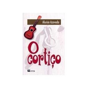 Livro O Cortiço Ed:ftd