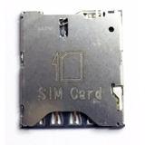 Modulo Puerto De Sim Sony Xperia Zl Z L C6503 C6502 C6506