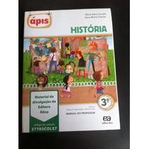 Livro - História - 3º Ano - Manual Do Professor