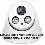 Camara Domo Ahd 2 Led Array 1.3mp Hd 720p Puerto Ordaz