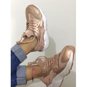 Nike Huarache Bronce