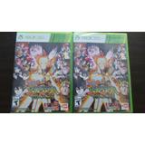 Naruto Shippuden Ultimateninjastormr Xbox 360 Nuevo Sellado