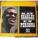 Rock Inter, Ray Charles, En Persona, Lp 12´, Mdn