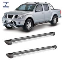 Acessorio Para Nissan Frontier Estribo Plataforma Alumínio