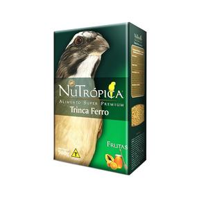 Ração Para Trinca Ferro Nutrópica Frutas Super Premium 900g