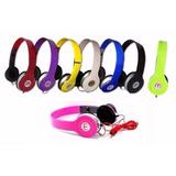 Fone Ouvido Mex Style Headphone P/ Mp3, Celulares, Radio