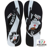 Chinelo Vasco Da Gama Oficial Domenicca Adulto- Original+ Nf