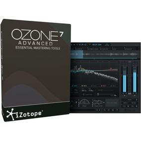 Izotope Ozone 7 | Plugins De Audio Vst | Aax | Rtas