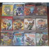Catalogo De Juegos Ps3 - Ps4 Actualizado - Fisico - Cordoba