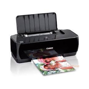 Impressora Canon Ip1800 C/fonte/cabo S/carts. Envio T.brasil