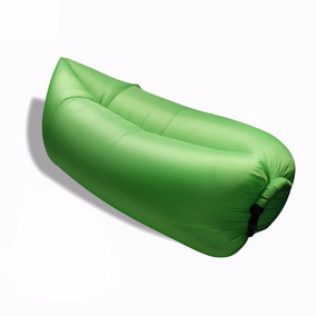 Puff Sillon Inflable Sofa Reposera Relax Colchoneta
