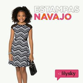 Vestido Turma Da Malha Lilysky Tamanho 10