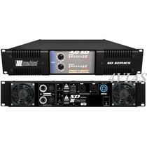 Amplificador De Potência Machine Sd4.0 4.000w Rms Lj 4vias