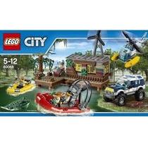 Lego City 60068 O Esconderijo Dos Ladroes #