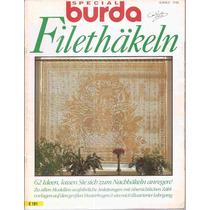 Artesanato Special Burda Filethäkeln M 2018 D 11/92 Diagrama