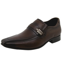Sapato Masculino Social Tabaco Democrata - 131108