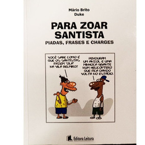 Livro Para Zoar Santista