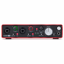 Focusrite Scarlett 2i4 2nd Gen Interface De Áudio Usb . Loja