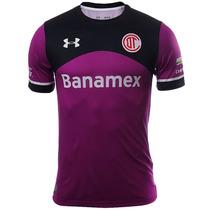 Playera Toluca Alterno 15/16 Hombre Under Armour Ua628