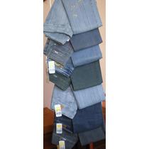 Pantalon Jeans Stretch Pionier Para Dama (lote)