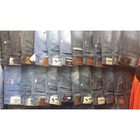 Kit C/ 5 Calça Jeans Masculinas Varias Marcas Famosas Oferta