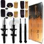 4 Amortecedores Cofap + Kits Ford Escort Xr3 1.8 84/92 S/ Ar