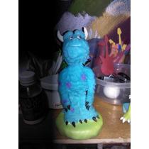 Monster Inc 20 Souvenir + 1 Centralen Porcelana Fria