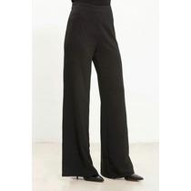 Pantalón Palazo T 44- Solo Negro $ 960