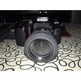 Cámara Fotográfica Nikon F70