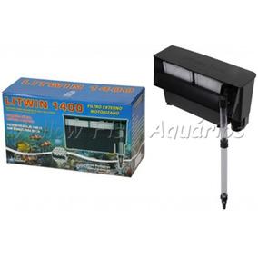 Filtro Externo Para Aquário Litwin 1400 L/h 110v