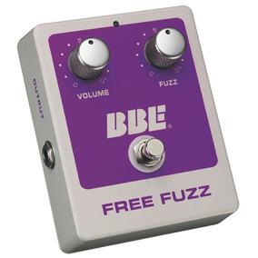 Pedal Bbe Free Fuzz