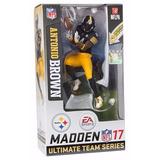 Mcfarlane Nfl Madden 17 Series 3 Antonio Brown 84 Steelers