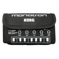 Korg Monotron Case, Funda Protectora Para Cualquier Monotron