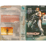 Vhs - Robocop O Policial Do Futuro - Peter Weller