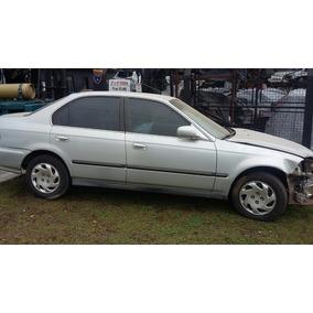 Porta Dianteira Lado Direito Honda Civic Lx 1.6 Aut 98/99