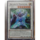 Yugioh Arcanite Magician Crms-en043 Edición Unlimited