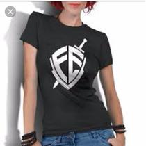 Camisetas Femininas Gospel
