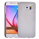 Capa Case Premium Para Galaxy S6 I9600 Metal Escovado