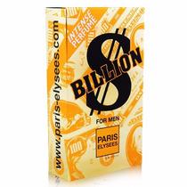 Billion Paris Elysees Masc.100 Ml-original-lacrado