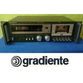 Quadro 20x30 + Foto Digital Do Tape Deck Gradiente Cd-4000e